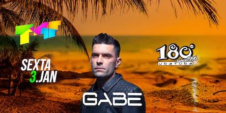 180 Ubatuba - Gabe ingressos