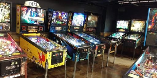 3 Daughters Brewing Presents: 3 Strikes Pinball Tournament!