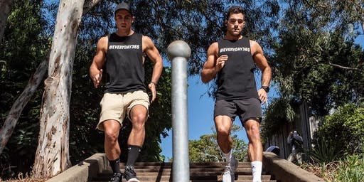 FREE Serotonin Exercise with Andrew Pap & David 'POW' Tabain!!