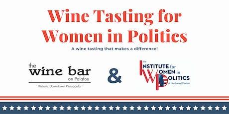 Wine + Women in Politics tickets