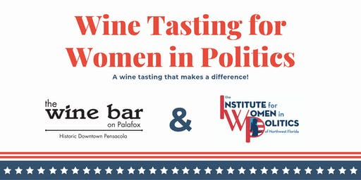 Wine + Women in Politics