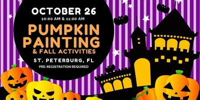 Pumpkin Painting & Fall Activities