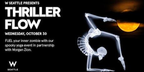 Thriller Flow Yoga tickets