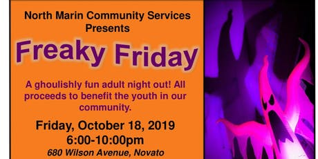 Freaky Friday 2019 - A Ghoulishly FUNdraiser tickets