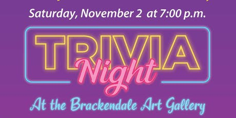 Beyond the Shelves: Trivia Night in Support of the Squamish Public Library tickets