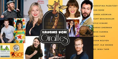 Laughs for Giraffes tickets