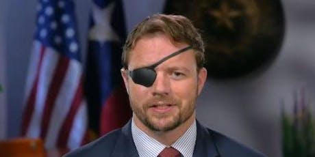 Dan Crenshaw Change My Mind at Texas A&M University tickets
