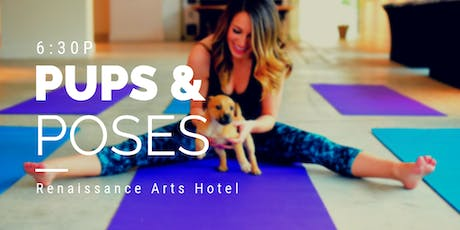Pups & Poses tickets