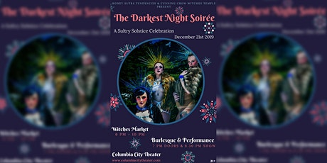 The Darkest Night Soirée tickets