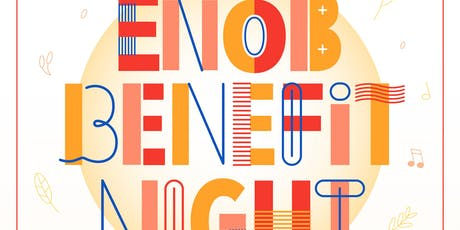 EnoB Fall Benefit Night 2019 tickets