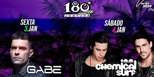 180 Ubatuba - Pacote 2020