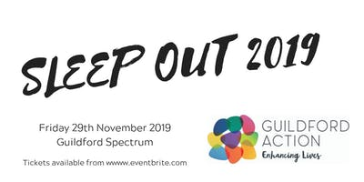 Guildford Action Sleep Out 2019
