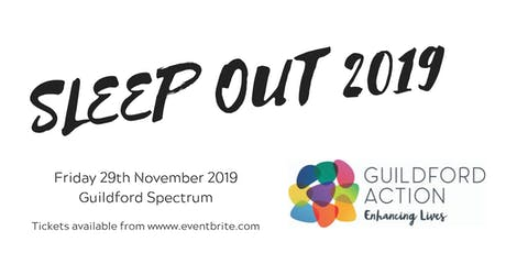 Guildford Action Sleep Out 2019 tickets