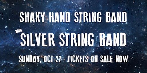 Shaky Hand String Band * Silver String Band