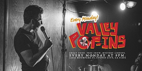 Valley Pop-Ins: A mystery line-up comedy show in the Valley tickets