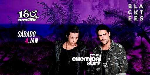 180 Ubatuba - Chemical Surf