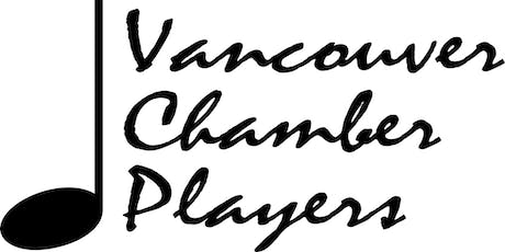 Vancouver Chamber Players: Infinitus Trio tickets