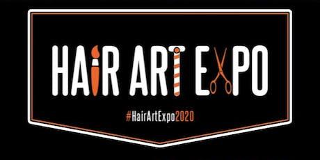 Hair Art Expo 2020 tickets