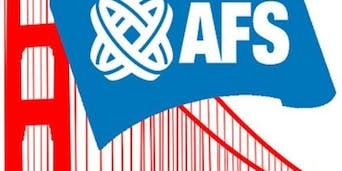 AFS Peninsula Chapter October Meetup