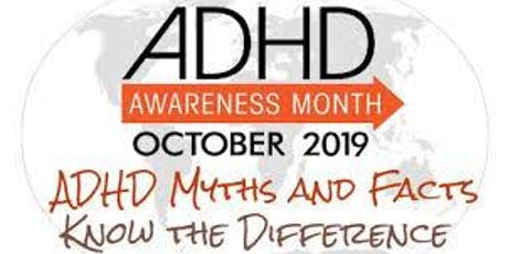 ADHD Awareness Month Fundraiser Hosted by Eremea Homecare Services tickets