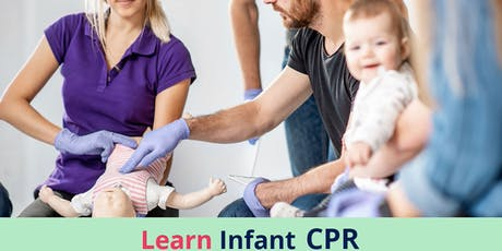 Learn Infant CPR in Berkeley, CA tickets