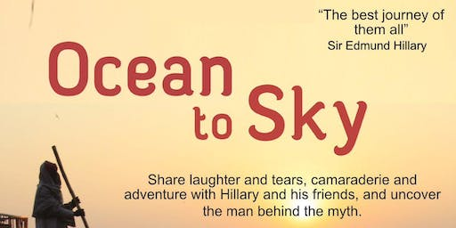Ocean to Sky - Graeme Dingle Foundation Rotorua Preview Screening