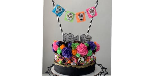 Day of the Dead Cake Decorating Workshop