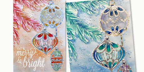 Merry & Bright Ornaments tickets