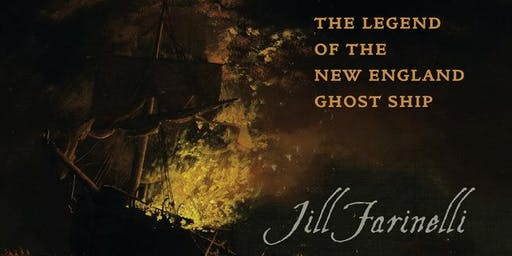 The Palatine Wreck : The Legend of the New England Ghost Ship
