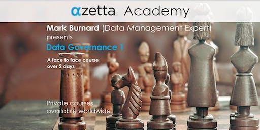 Data Governance 1 - Sydney