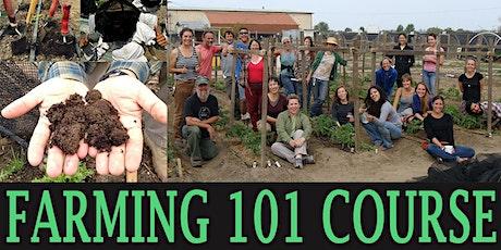 Spring Farming 101 tickets