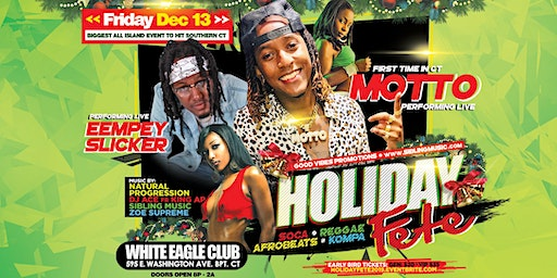 MOTTO & EEMPEY SLICKER LIVE [ Holiday Fete 2019 ]