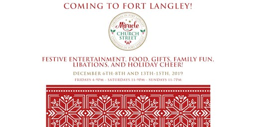 Miracle on Church Street - A Fort Langley Christmas