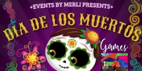 Dia De Los Muertos Event tickets