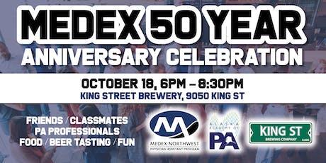 MEDEX 50 Year Anniversary Celebration tickets