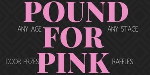 POUND FOR PINK