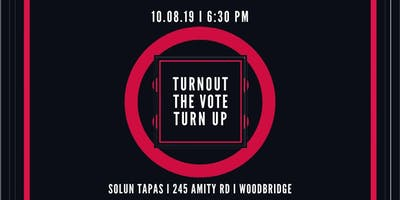 Turnout the Vote Turn Up - Woodbridge - October Tuesday 8 ...