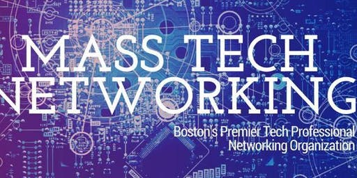 Our November IT Networking Event & Vendor Showcase w/ Mass Tech Networking