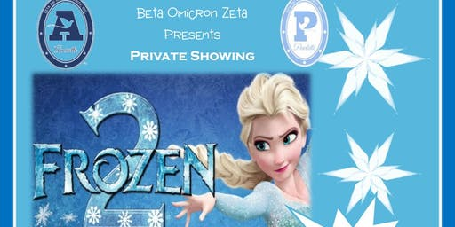Frozen 2  Movie Day with BOZ Youth
