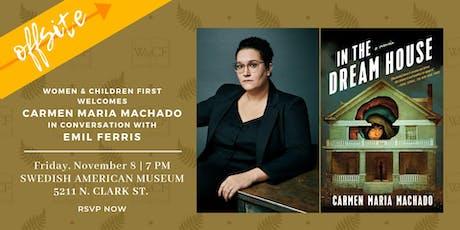 Author Conversation: Carmen Maria Machado & Emil Ferris tickets