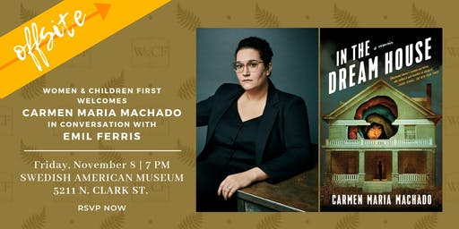 Author Conversation: Carmen Maria Machado & Emil Ferris