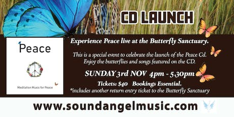 Peace CD Launch tickets