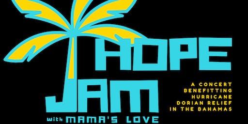 Hope Jam Raleigh with Mama's Love