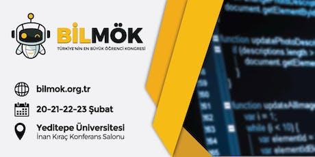 BİLMÖK 2020 tickets