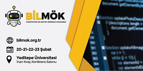 BİLMÖK 2020 tickets
