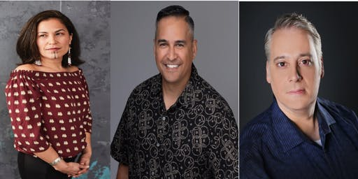 Creative Lab Hawai'i 2019 - Indigenous Storytellers Panel Discussion