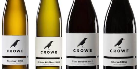 Crowe Wines Blending Seminar tickets