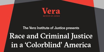Race and Criminal Justice in a 'Colorblind' America