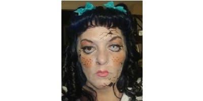 Creepy Doll Make-Up tutorial