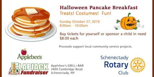 Halloween Pancake Breakfast